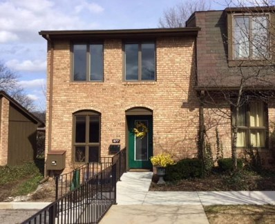 877 Greenhills Dr, Ann Arbor, MI 48105 - MLS#: 21431499