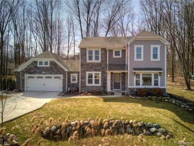 3119 Painted Dr, Howell, MI 48843 - MLS#: 21431521