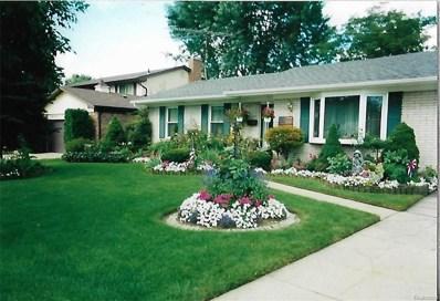 6923 Bunkerhill Ln, Canton, MI 48187 - MLS#: 21431798