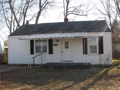 138 N Ford Blvd, Ypsilanti, MI 48198 - MLS#: 21433017
