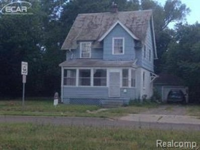 915 N Chevrolet Ave, Flint, MI 48504 - MLS#: 21433064