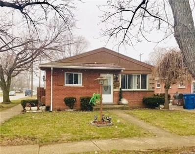 5901 Colonial St, Dearborn Heights, MI 48127 - MLS#: 21433180