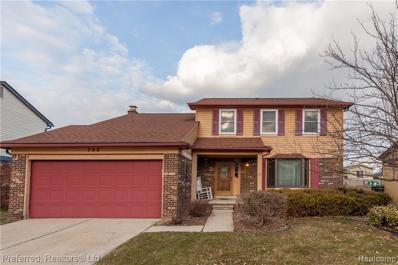 705 Queens Way, Update, MI 48188 - MLS#: 21433643