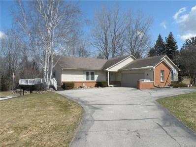 7456 Deer Forest Crt, Clarkston, MI 48348 - MLS#: 21433765