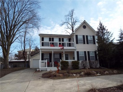 118 Coalmont St, Walled Lake, MI 48390 - MLS#: 21434168