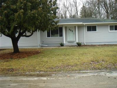 3975 Monroe Ave, Waterford, MI 48329 - MLS#: 21434283