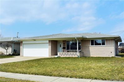 33364 Linsdale Crt, Sterling Heights, MI 48310 - MLS#: 21434415