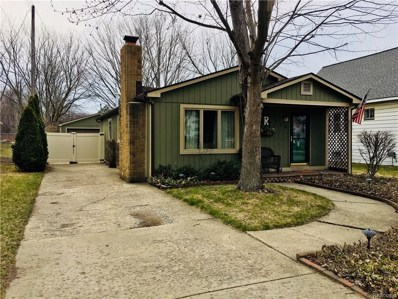 119 Marion Ave, Waterford, MI 48328 - MLS#: 21435097
