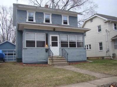 519 Seventh St, Jackson, MI 49203 - MLS#: 21435261