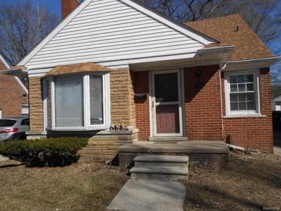 1510 N Silvery Ln, Dearborn, MI 48128 - MLS#: 21435334