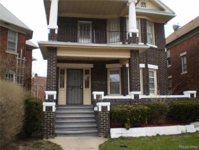 8574 Quincy St, Detroit, MI 48204 - MLS#: 21435547