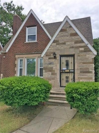 16811 Monte Vista, Detroit, MI 48221 - MLS#: 21435658