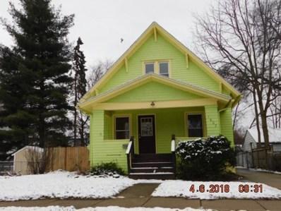 1607 Leroy, Jackson, MI 49202 - MLS#: 21435766