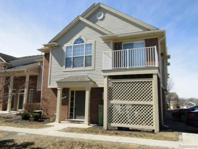 1858 Flagstone Cir UNIT 6, 49, Rochester, MI 48307 - MLS#: 21435823