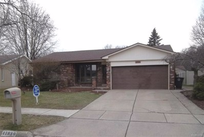 17830 Parkridge Dr, Riverview, MI 48193 - MLS#: 21435886