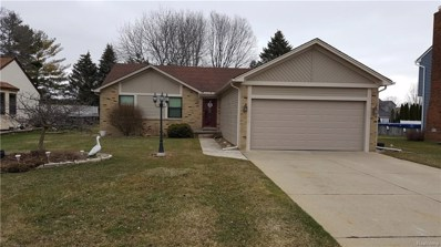 52832 D W Seaton Dr, Chesterfield, MI 48047 - MLS#: 21436583