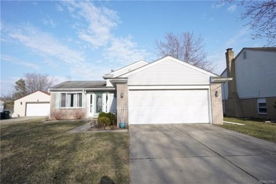 1577 Brookview Dr, Canton, MI 48188 - MLS#: 21436604