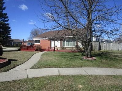 32594 Benson Crt, Westland, MI 48185 - MLS#: 21436818