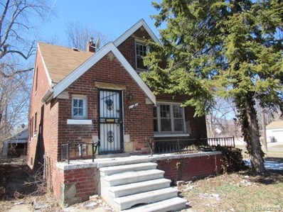 9651 Abington Ave, Detroit, MI 48227 - MLS#: 21436824