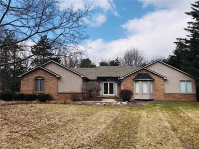 4275 Timberview Dr, Howell, MI 48843 - MLS#: 21436893
