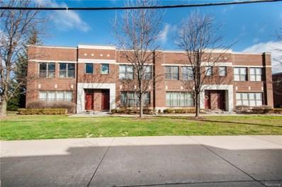 60 W Bethune St, Detroit, MI 48202 - MLS#: 21436930