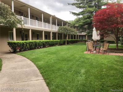 475 S Adams Rd UNIT 12, Birmingham, MI 48009 - MLS#: 21436980