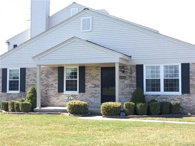 15843 Newport Dr UNIT 66 261, Clinton Township, MI 48038 - MLS#: 21437322