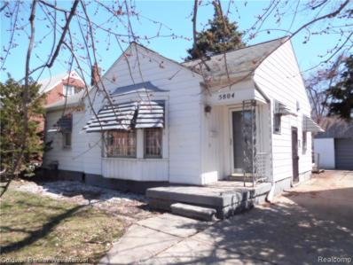5804 Lodewyck St, Detroit, MI 48224 - MLS#: 21438332