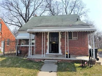 19488 Patton St, Detroit, MI 48219 - MLS#: 21438488