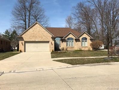 41055 Vista Woods Way, Clinton Township, MI 48038 - MLS#: 21438528