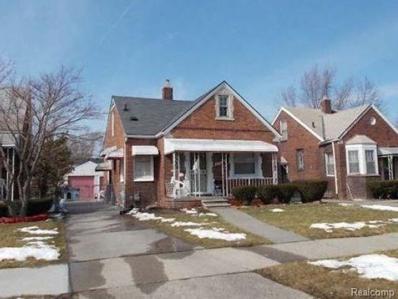 11575 Roxbury St, Detroit, MI 48224 - MLS#: 21438811
