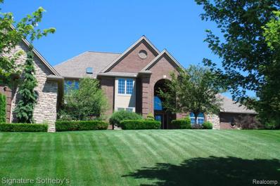 7822 High Ridge Crt, Clarkston, MI 48348 - MLS#: 21439087