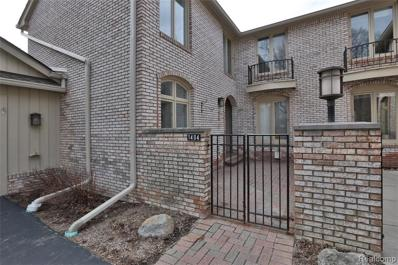 1404 Timberview Trl, Bloomfield Hills, MI 48304 - MLS#: 21439610