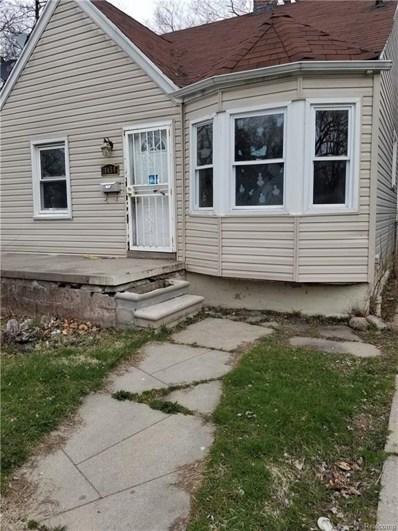 18458 Stout St, Detroit, MI 48219 - MLS#: 21439647