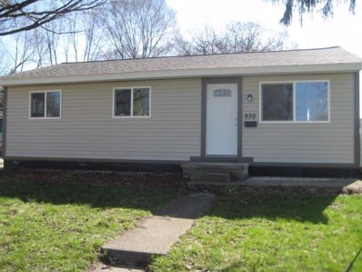 930 Hunter Ave, Ypsilanti, MI 48198 - MLS#: 21439726
