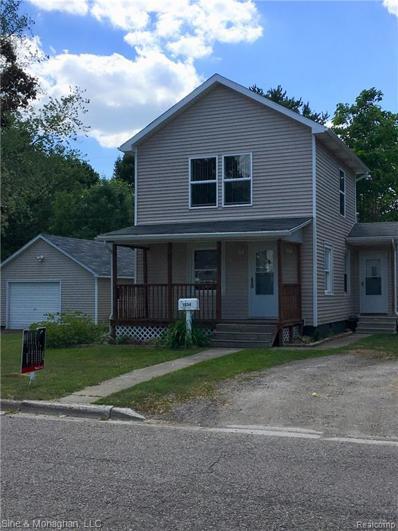 1334 Goffe St, Saint Clair, MI 48079 - MLS#: 21440287