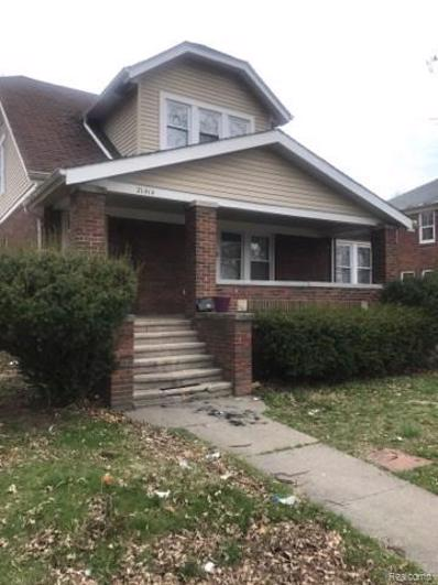 21414 Curtis St, Detroit, MI 48219 - MLS#: 21440376