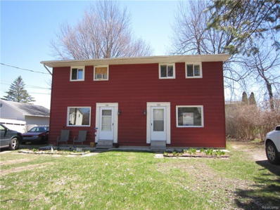500 Franklin St, Linden, MI 48451 - MLS#: 21440449