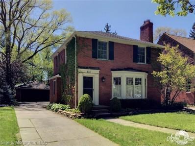 427 Maison Rd, Grosse Pointe, MI 48236 - MLS#: 21440505