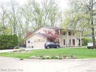 32033 Olde Franklin Drive Dr, Farmington Hills, MI 48334 - MLS#: 21440550