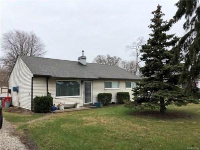 37594 S Groesbeck Hiwy, Clinton Township, MI 48036 - MLS#: 21440787