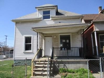 7108 Lexington St, Detroit, MI 48209 - MLS#: 21441253
