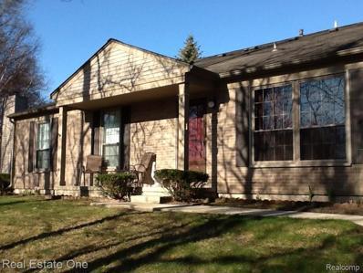 60 Pine Tree Ridge Dr, Waterford, MI 48327 - MLS#: 21441433