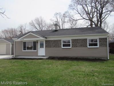 37212 S Groesbeck Hiwy, Clinton Township, MI 48036 - MLS#: 21441457