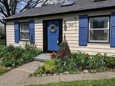 1341 Harpst St, Ann Arbor, MI 48104 - MLS#: 21442086