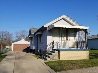 1756 8TH Street, Wyandotte, MI 48192 - MLS#: 21442512