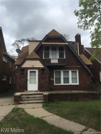 17152 Roselawn St, Detroit, MI 48221 - MLS#: 21443150
