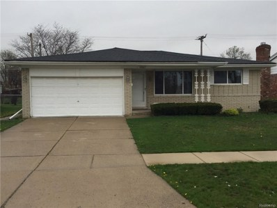 37865 Hanson Dr, Sterling Heights, MI 48310 - MLS#: 21443259