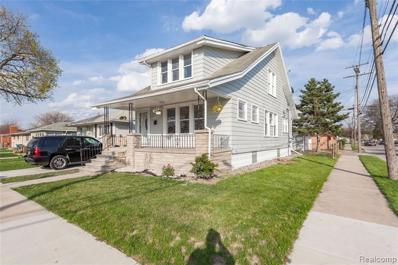 1593 Chandler Ave, Lincoln Park, MI 48146 - MLS#: 21443471