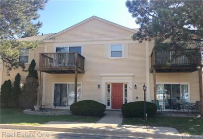910 Chestnut Hill Dr UNIT A, Auburn Hills, MI 48326 - MLS#: 21443494